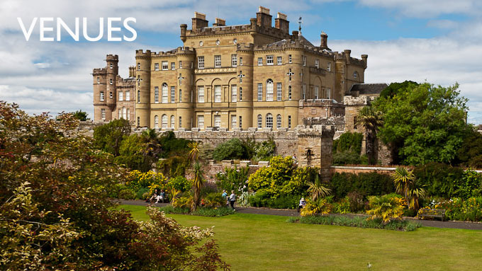 Scottish Venue Culzean Castle