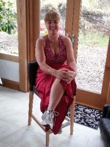 Runaway Bride - Anne Widdop - Fuze Foundation