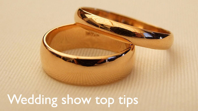 Tips for Wedding Shows