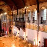Mansfield Traqauir Wedding Edinburgh