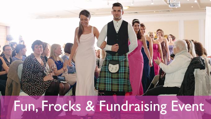 Fun Frocks Fundraising Edinburgh Events