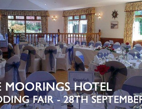 Wedding Show: Moorings Hotel-Fort William