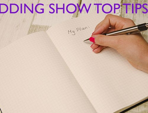 How to get the best from a Wedding Show