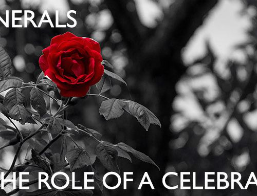 Funerals – The role of a Celebrant